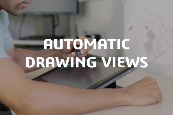 Automatic Drawing Views