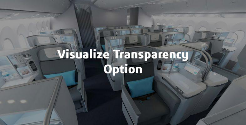 viz transparency banner