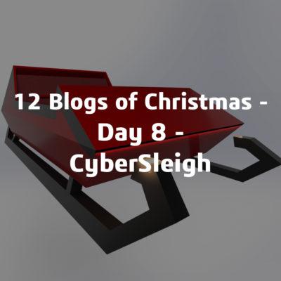 CyberSleigh