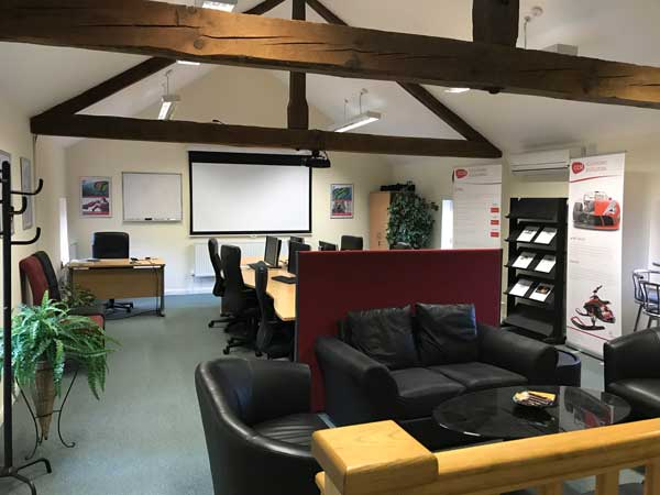 North Wales Training Room