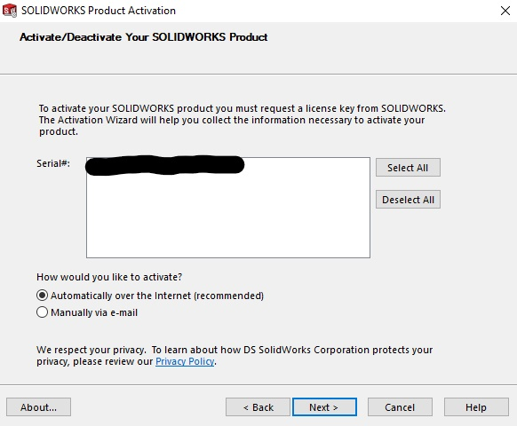 Guide to SNL Options File | CCSL SOLIDWORKS Reseller