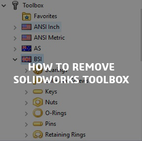 How to remove Toolbox