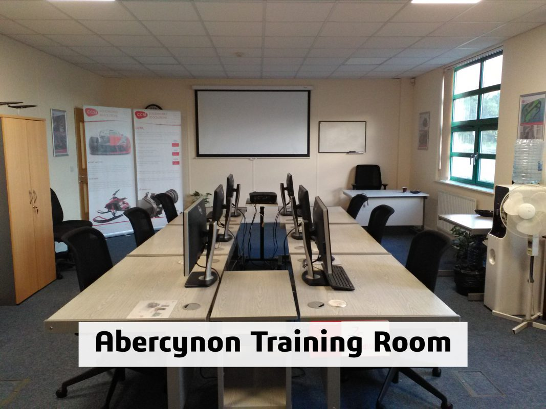 Abercynon Training Room