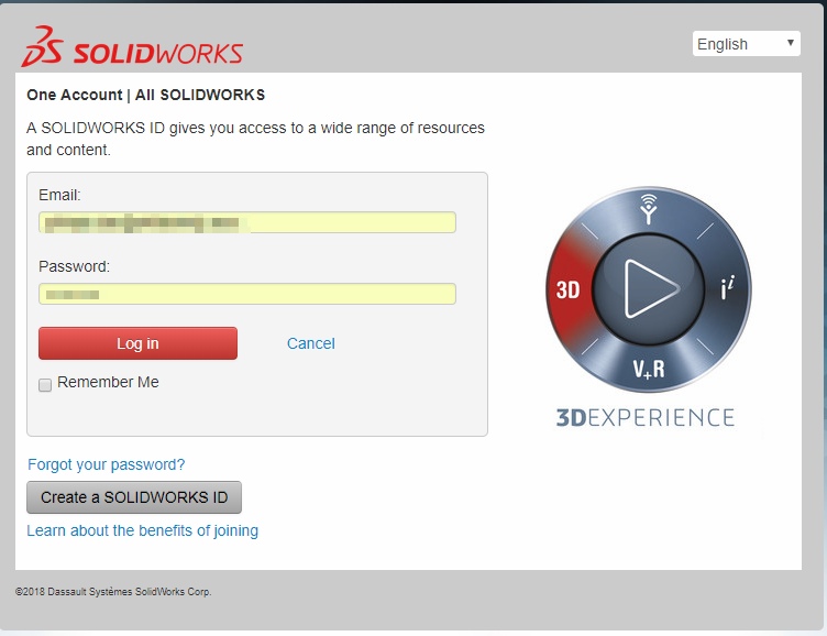 SOLIDWORKS SPR