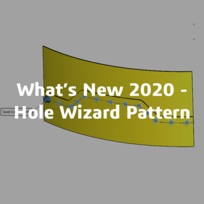 Hole Wizard Pattern